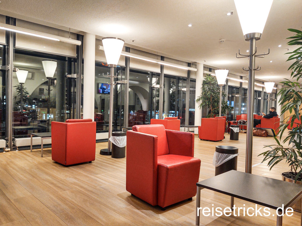 DB Lounge Hannover